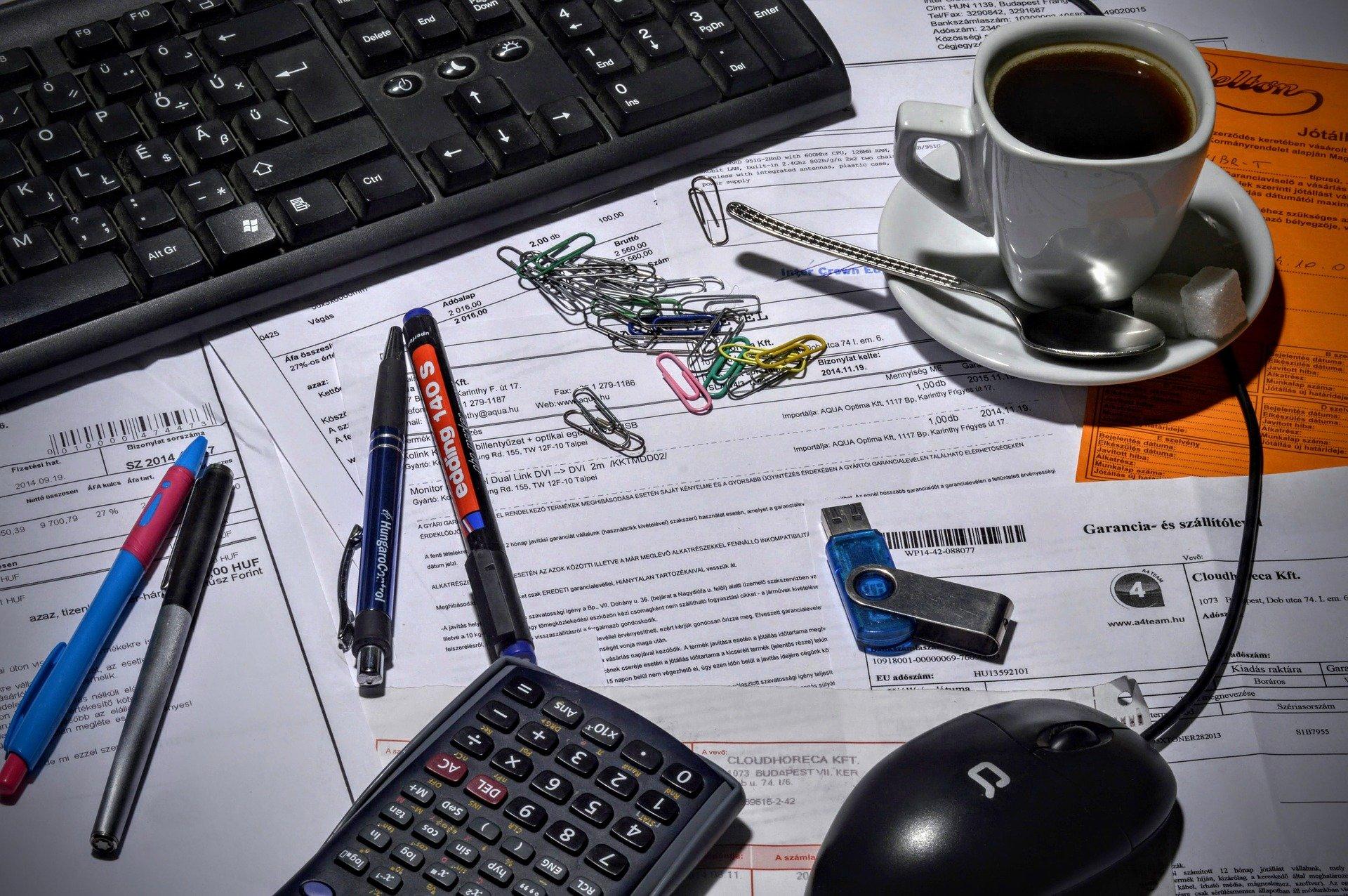 Artisans gestion administratif factures agenda